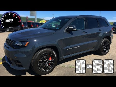 SRT JEEP BEST 0 to 60