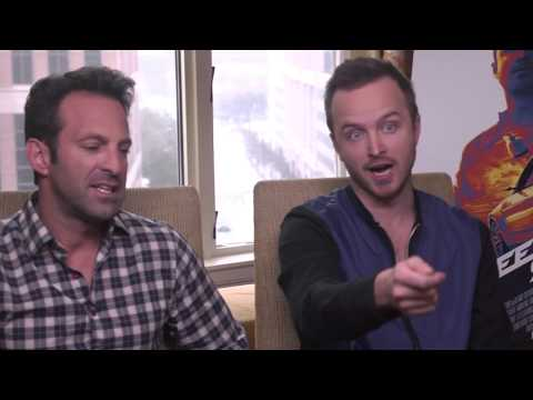 Need For Speed: Aaron Paul and Scott Waugh