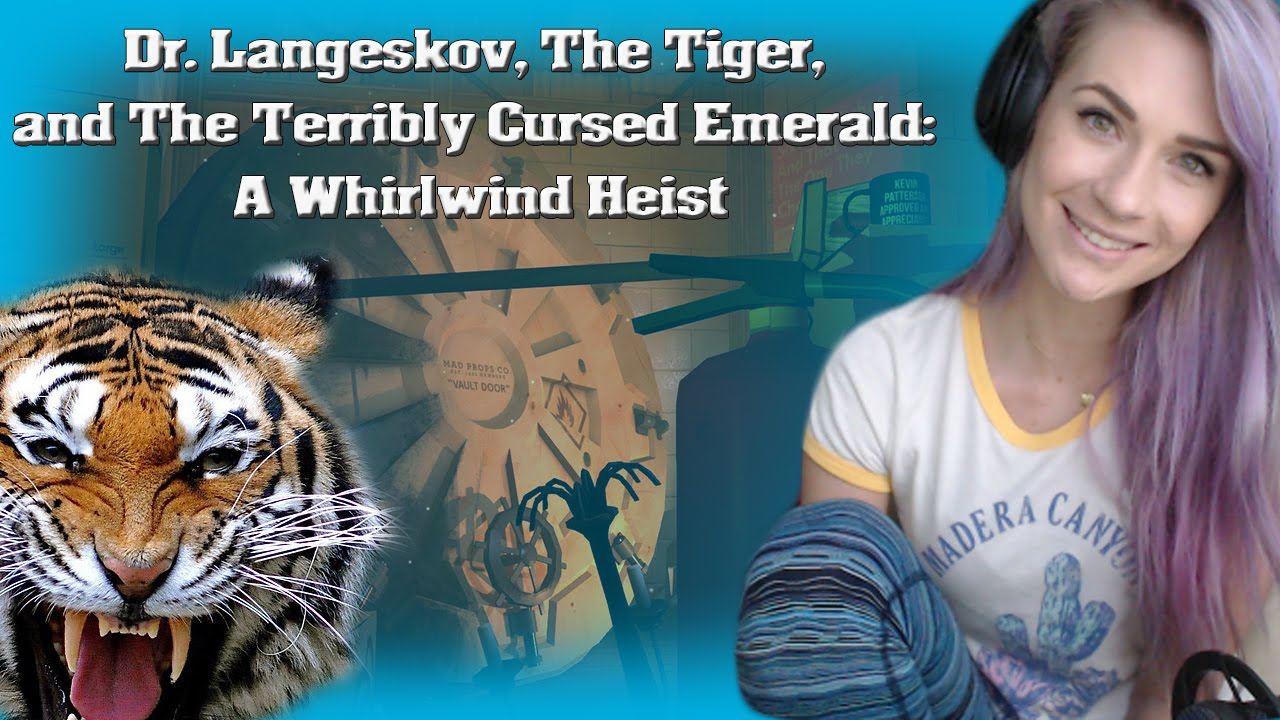 the case of the terrible tiger