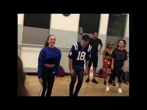 Kaycee Rice & Matt Steffanina - *Girls Like You* Marron 5, Cardi B - #DanceOfficial