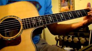 DRAW ME CLOSE TO YOU - ACOUSTIC GUITAR STRUM PATTERN