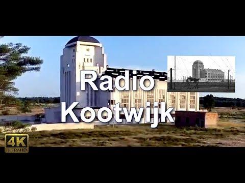 Radio Kootwijk old transmitter station 4K (ultra HD)