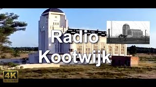 Radio Kootwijk old transmitter station 4K (ultra HD)