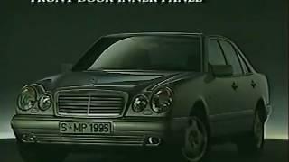 Mercedes E200 (W210) - Sökme Prosedürleri (1995)