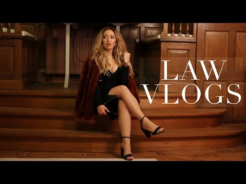 LAW SCHOOL VLOG #7 | My Christmas Dinner ♡