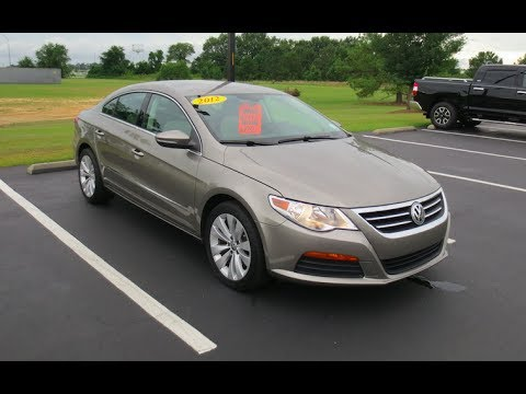 2012 Volkswagen CC Sport Full Tour & Start-up at Massey Toyota