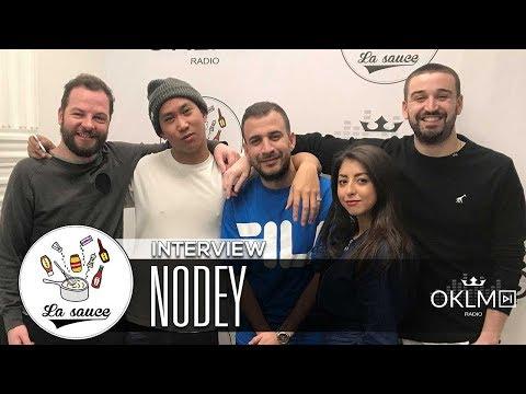 NODEY (Beatmaker) - #LaSauce Sur OKLM Radio 14/02/18