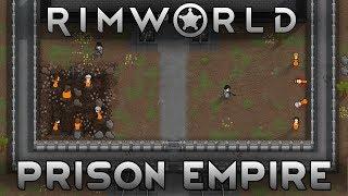 [38] Chemical Counter-Siege   RimWorld 1.0 Prison Empire