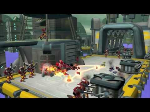 Ratchet & Clank 2 Soundtrack: Megacorp Testing Facility, Dobbo