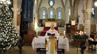 Christmas Eve Eucharist