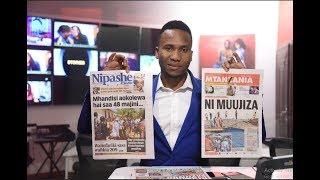 LIVE MAGAZETI: Muujiza saa 48, Mafuta yamuokoa fundi wa kivuko