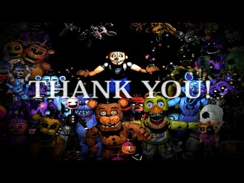 FNaF Ultimate Edition Deluxe THE END