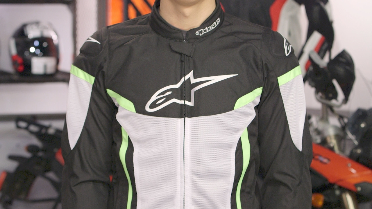 b44fa10390c Alpinestars T-GP Plus R v2 Air Jacket Review at RevZilla.com - YouTube