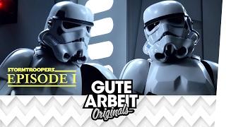 Stormtroopers: Die Tür | Gute Arbeit Originals