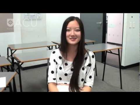 ACU English Course Student Interview