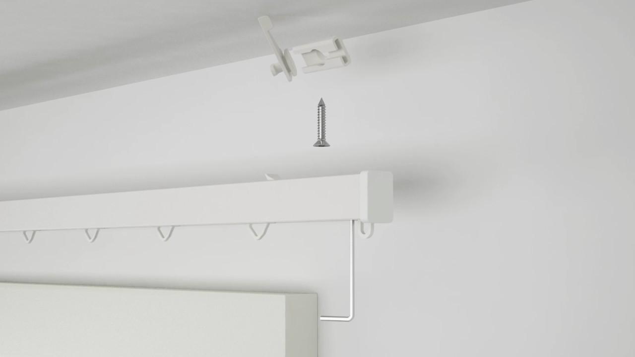 Ikea Curtain Panel Track