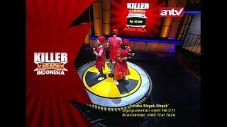 Siapakah yang akan bertahan lama diatas Roda Gila? - Killer Karaoke Indonesia