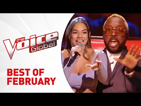 BEST OF FEBRUARY 2020 In The Voice
