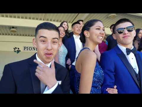 2017 Pioneer Valley Prom Fashion Show II