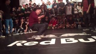 Giller Battle crew (Malaysia) vs Dragon Stylez (China) - Radikal Forze 14th anniversary Jam 2012