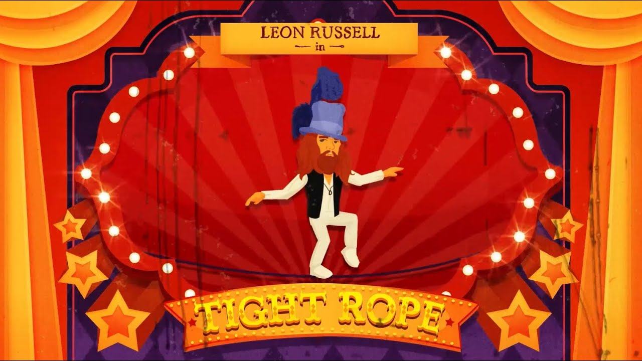 Leon Russell - Tight Rope