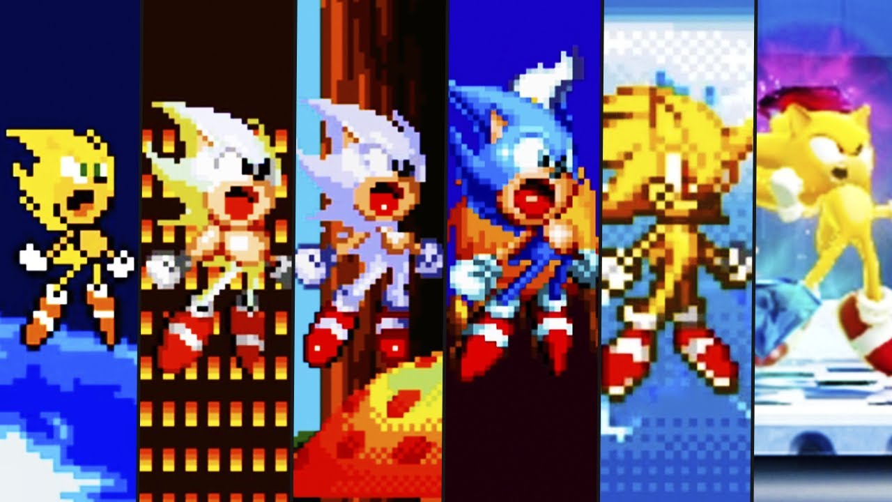 Evolution of Super Sonic Transformations (1992-2020)