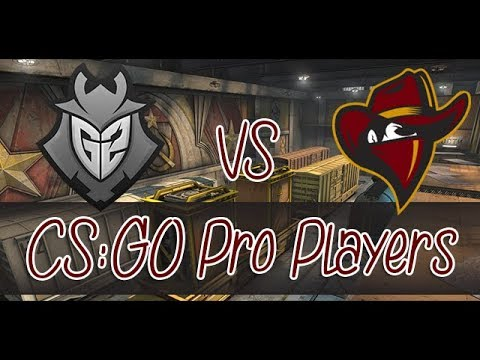 [CS:GO] G2 VS Renegades - ESL Pro League Season 8 Finals - Train (Map 2)