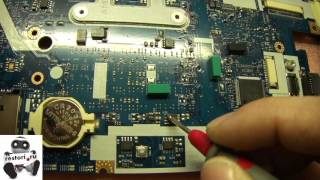 видео Ремонт ноутбука ACER Aspire 2010
