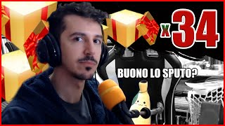 APRO 34 REGALI D'ORO - Rocket League Spacchettamento ITA