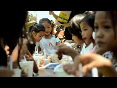 Aguinaldian's '99 Feeding Programme