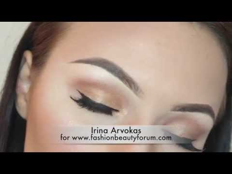 Eyebrow tutorial using ABH cosmetics