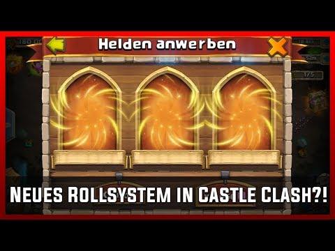 Neues Rollsystem In Castle Clash?! | Castle Clash [Deutsch]
