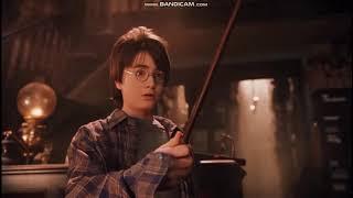 Гарри Поттер покупает свою первую волшебную падочку Гарри Поттер и философский камень
