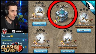 Bringing Back the LIVE attack in this WAR! They tried to trick me | Clash of Clans