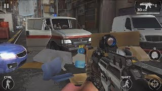Modern Combat 5 eSports FPS Android Gameplay CHAPTER 3