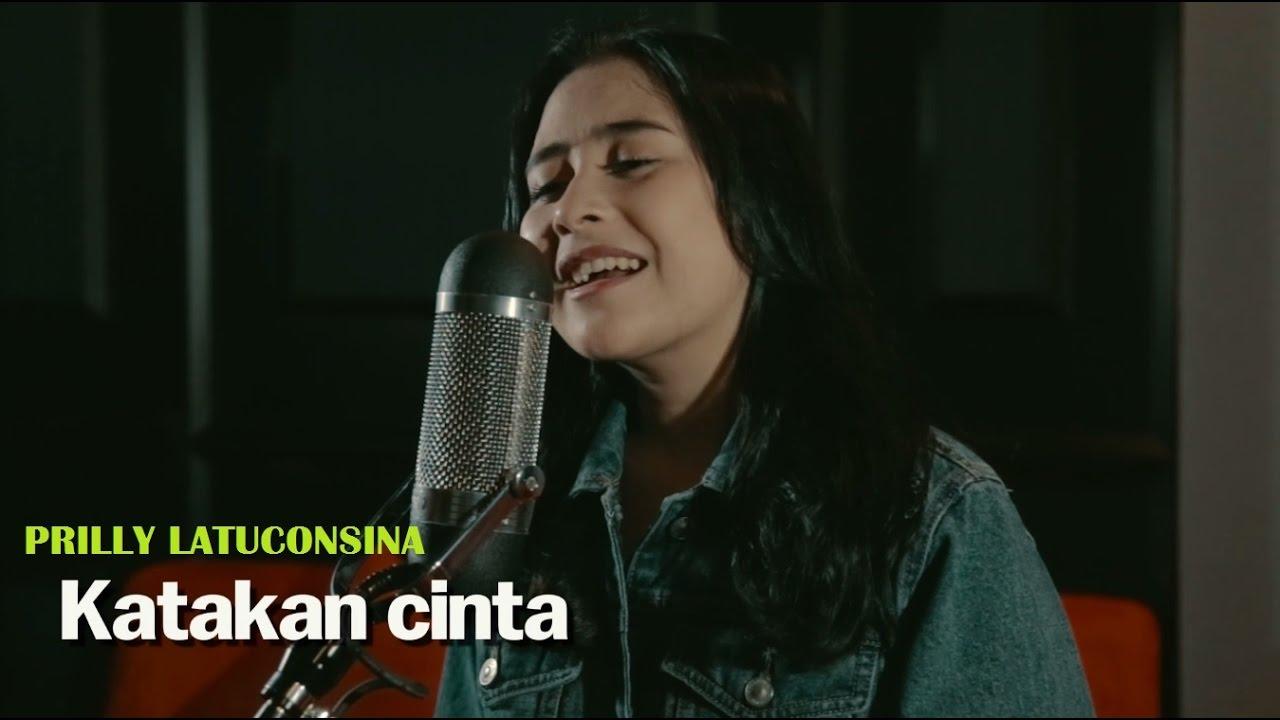 Gambar terkait dari Lagu Prilly Latuconsina - Katakan Cinta Mp3