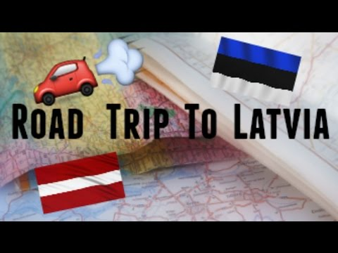 Road Trip To Latvia