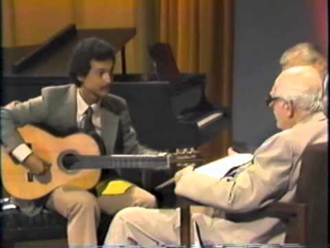 Segovia Masterclass 1986 on a 1943 Hermann Hauser Sr. guitar part 2