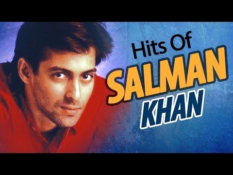 Best Of Salman Khan Songs JUKEBOX {HD} - The Sultan Of Bollywood - Evergreen 90's Hindi Songs