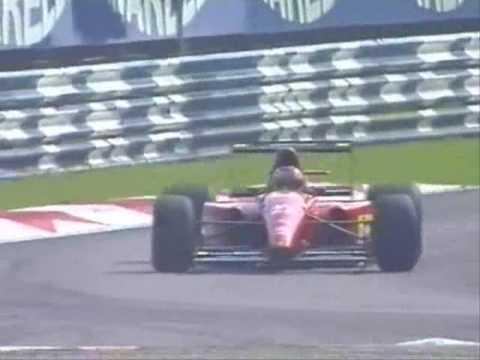 1992 Italian GP Highlights - P1/4