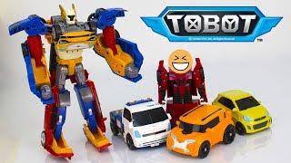 Робот Сайдсвайп шутит над Тоботами и Тританом. Мультики для мальчиков.