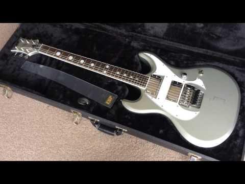 ESP RZK-1 - Richard Z Kruspe signature - Meet my new guitar