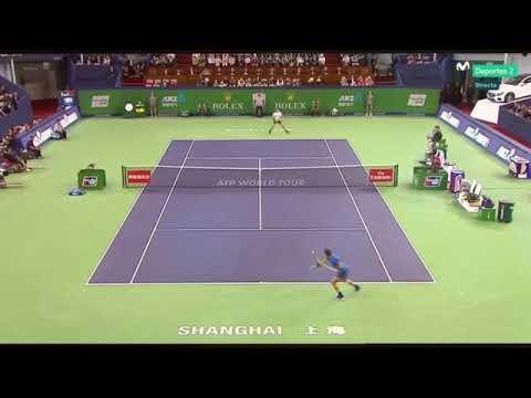 Roger Federer vs Rafael Nadal Shanghai Masters Final 2017 Highlights