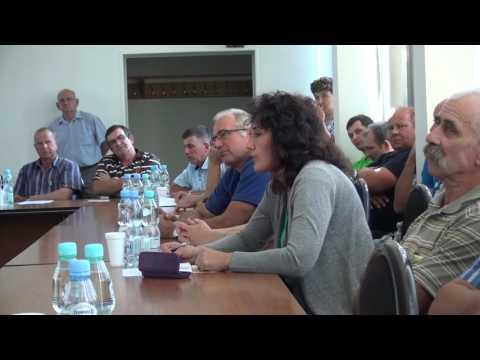 Spotkanie z Powiatowym Lekarzem Weterynarii w sprawie ASF (07.09.2016)