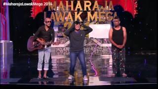 Maharaja Lawak Mega 2014 - Kerusi Panas 2 (Token)