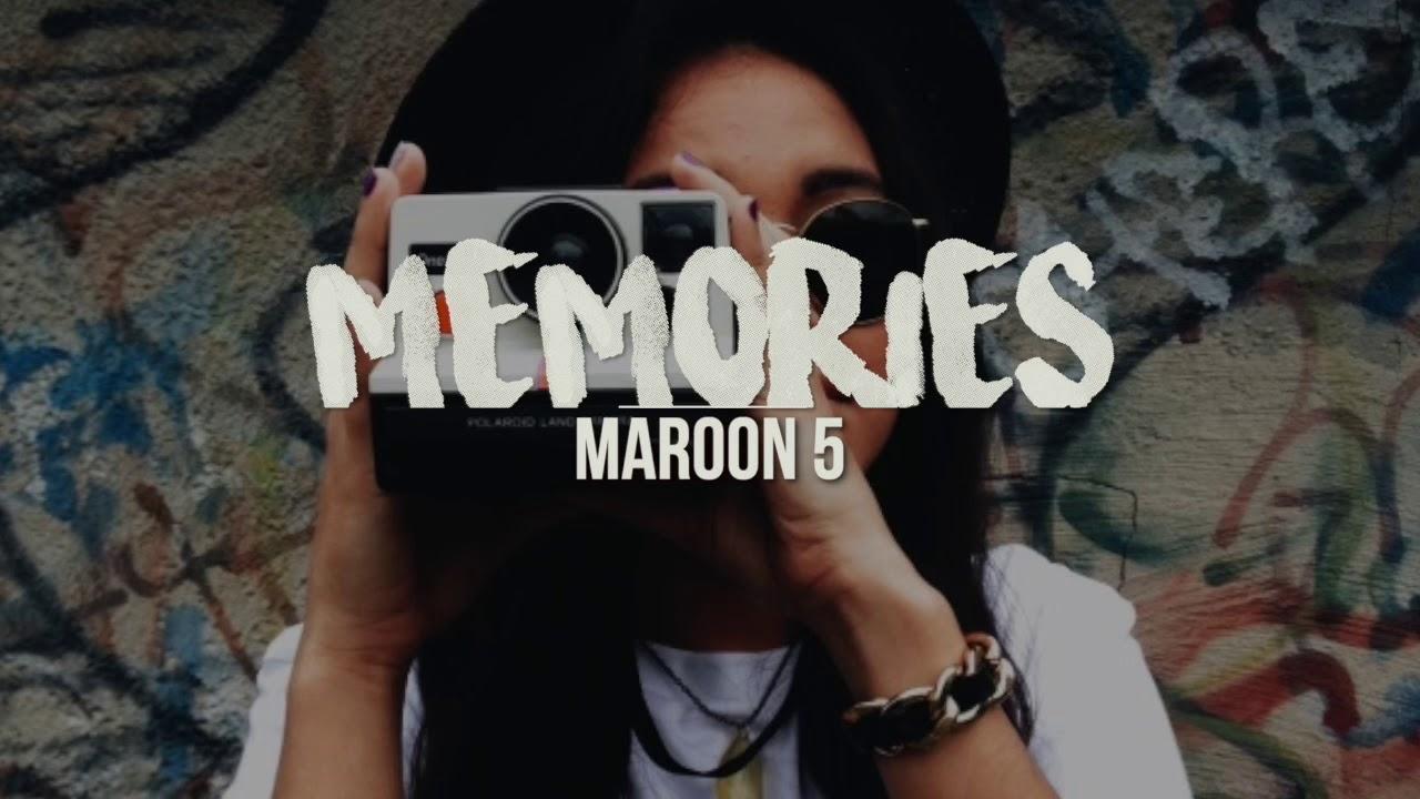Memories | Maroon 5 (Lyrics) - YouTube