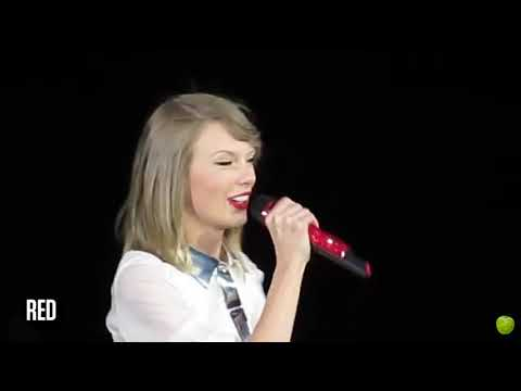 Taylor Swift RED TOUR Live In Manila ||June 6,2014||