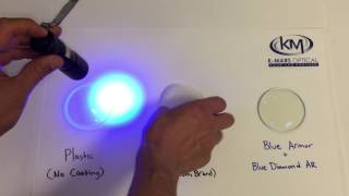 Blue ARmor Lens Demo. Block Harmful Blue Light