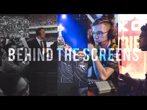 BEHIND THE SCREEN EP 3||| JARED PHELPS