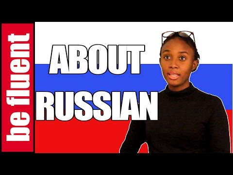 Russian People and Language by Victoria Rowland